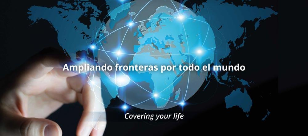 ampliando fronteras por todo el mundo
