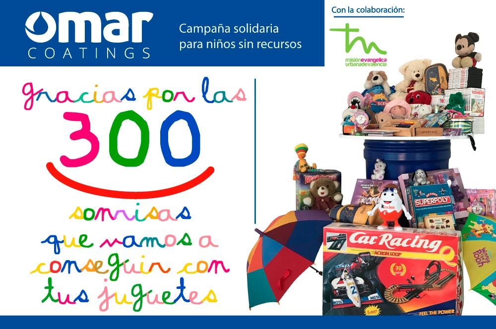 campaña de recogida de juguetes 2019